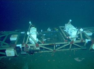 MBARI pioneered ways to test the impacts of ocean acidification in the deep ocean. (Photo courtesy MBARI)