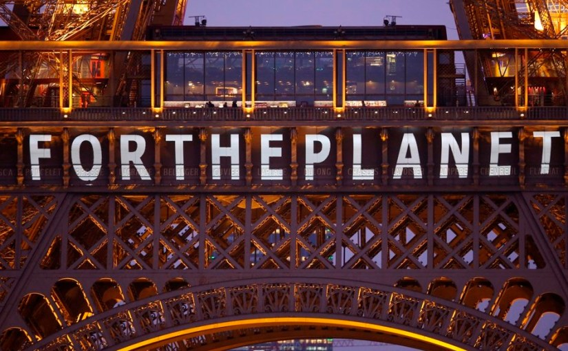 A time for hope: First international climate accord reached atCOP21