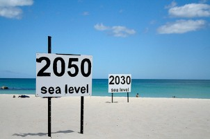 Sea level rise_CC 2.0 Julie G