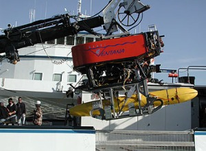 MBARI is a pioneer in developing new technologies to explore and understand the ocean. Photo courtesy MBARI.