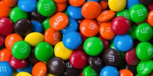 90 percent of ocean plastic debris is less than a quarter-inch long -- smaller than an M&M.