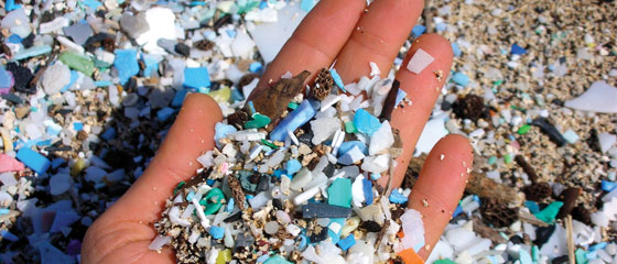 Tackling a rising tide of plasticpollution