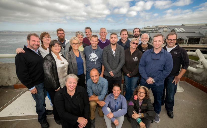 Voices for change: Spreading the word on sustainableseafood