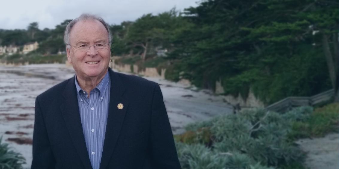 Honoring Congressman Sam Farr's oceanlegacy