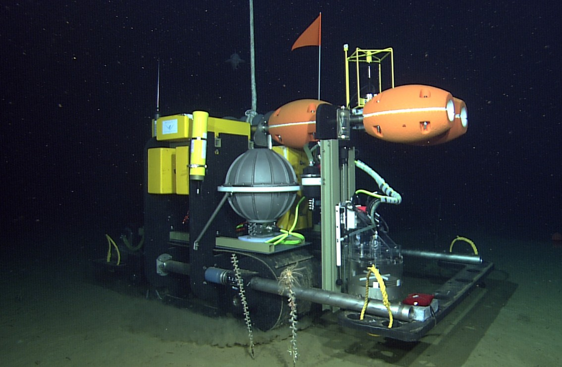 For deep-ocean science, nothing beats being there
