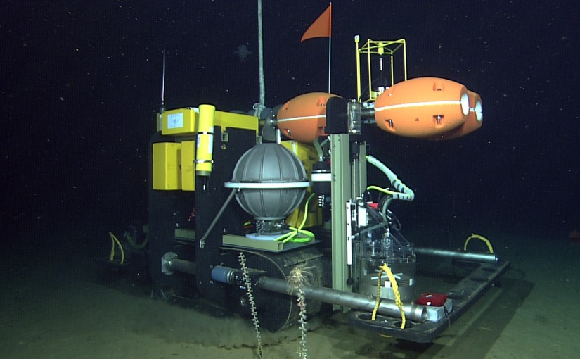 For deep-ocean science, nothing beats beingthere