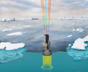 SOCCOM float in Southern Ocean