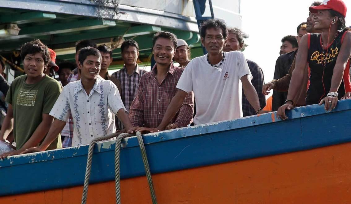 Scientists seek global commitment to end human rights abuses in seafood trade