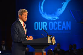 John Kerry Our Ocean