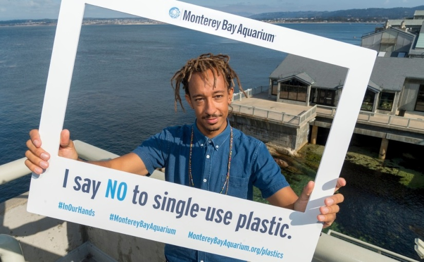Monterey Jazz Festival hits a 'blue note' for a plastic-freeocean