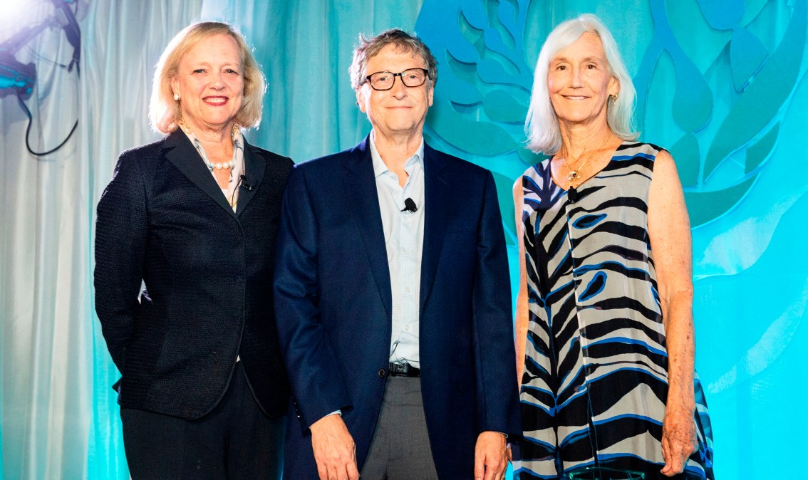 Julie Packard: Honoring Bill Gates for his work to protect our planet, improve the human condition