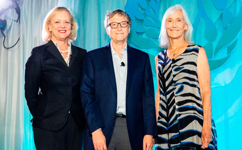 Julie Packard: Honoring Bill Gates for his work to protect our planet, improve the humancondition