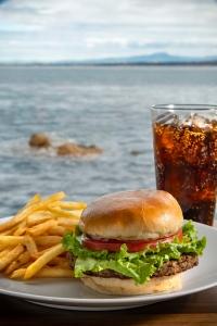 Impossible Burger - The Restaurant - Monterey Bay Aquarium